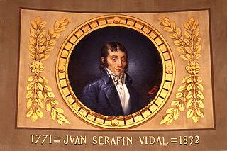 Retrat de Joan Serafín Vidal