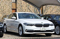 BMW 523d Luxury (G30) by Japan specification.jpg