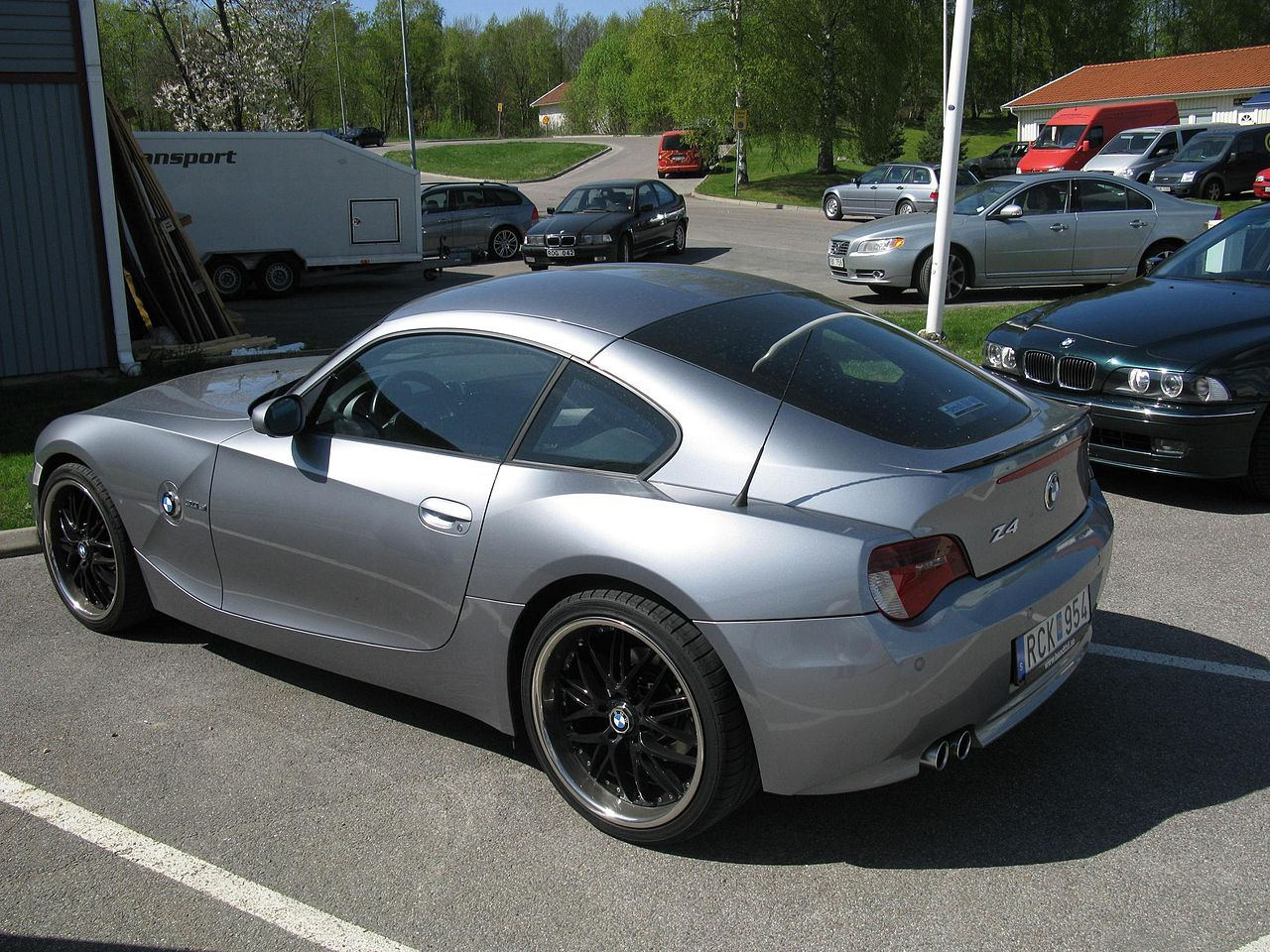 File Bmw Z4 3 0si Coup 233 5675207281 Jpg Wikimedia Commons