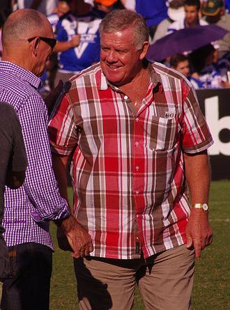 Bob McCarthy - McCarthy in 2012