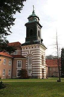 Medingen Abbey Church in Lower Saxony, Germany