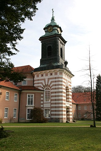 Medingen Abbey - Image: Bad Bevensen Medingen Klosterweg Kloster 11 ies