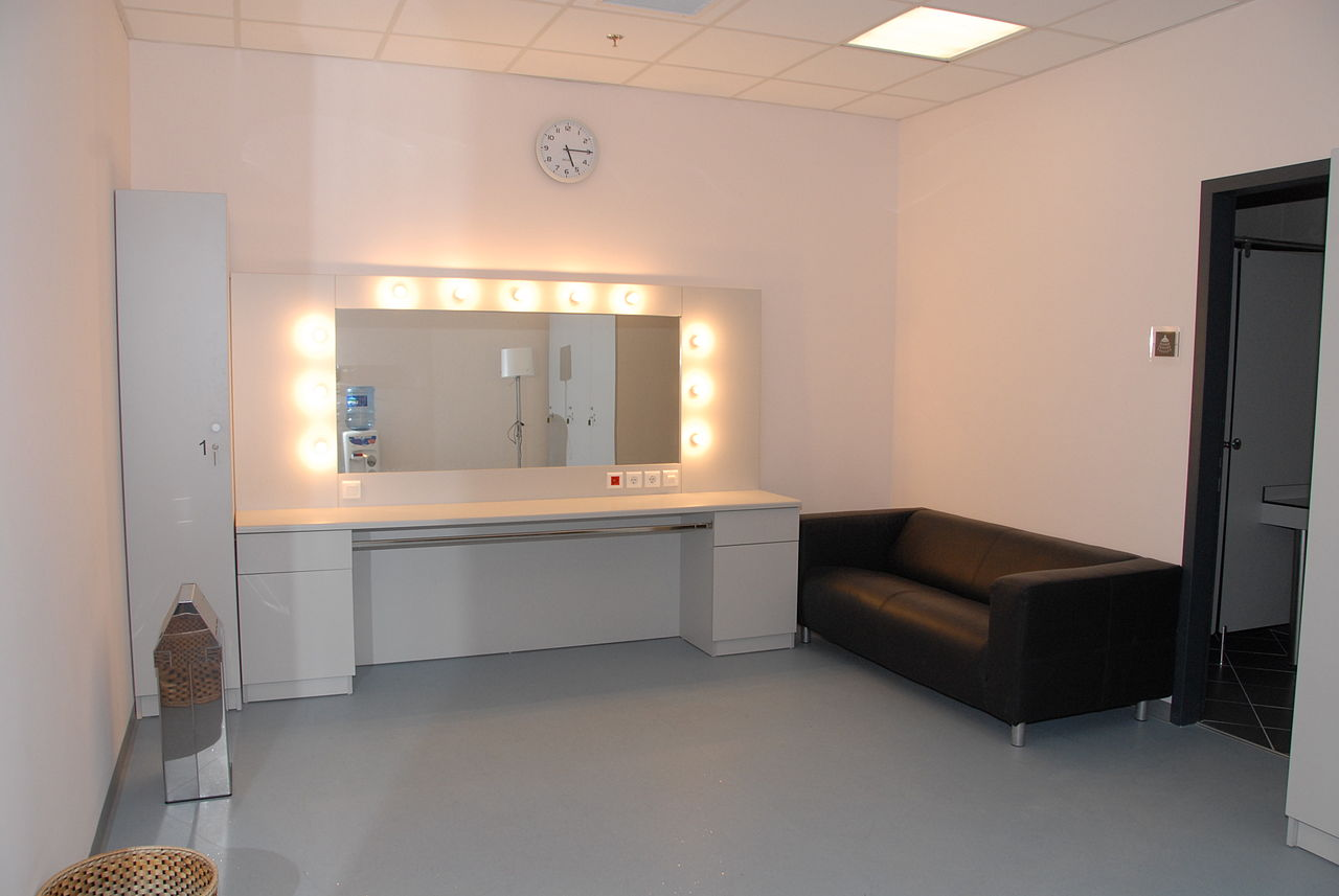 Dressing Room Theater
