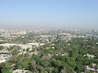 Green Zone - Image: Baghdad Green Zone