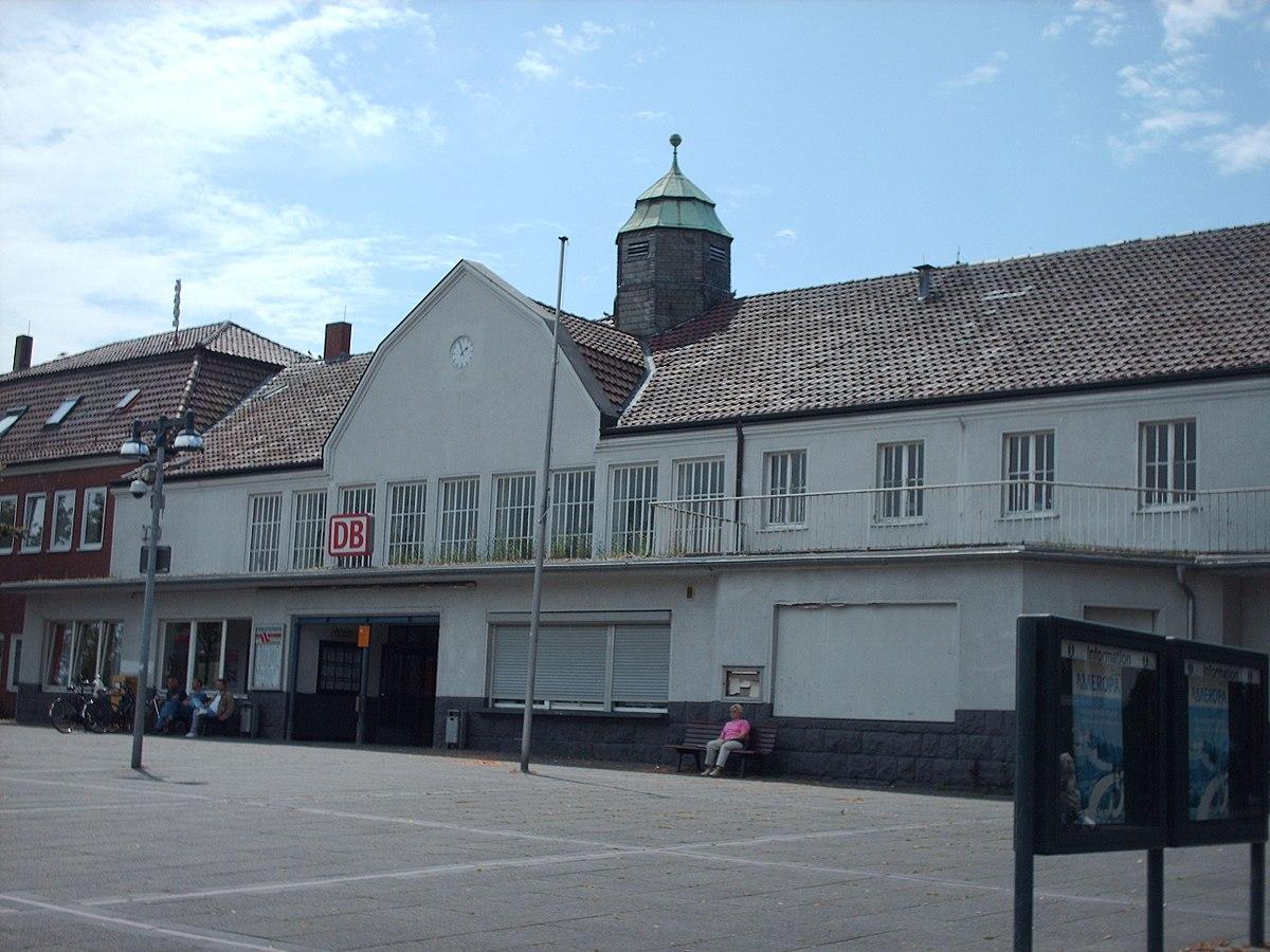 Bahnhof Coesfeld
