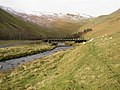 Bailey Bridge on Usway Burn, Upper Coquet Dale - geograph.org.uk - 326744.jpg