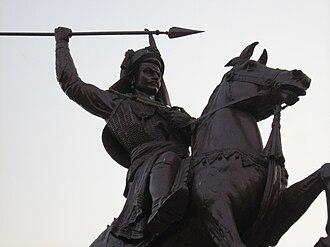 Peshwa - H.H. Shrimant Bajirao Balaji (Ballal) Peshwa (aka Bajirao the First)