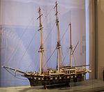 Baleinier de 1824. Muséum de La Rochelle.jpg