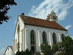 Baltringen parish church Saint Nicholas