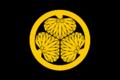 Bandera shogunato tokugawa.png