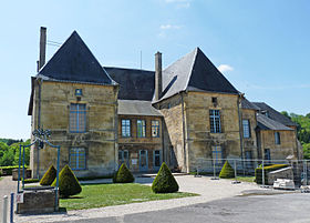 Image illustrative de l'article Château des ducs de Bar