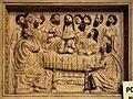 Barbastro Catedral 10 Retablo San Ramón Obispo.JPG