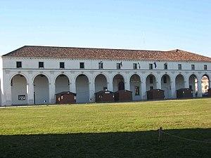 Limena - Image: Barchessa