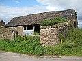 Barn at Crossways - geograph.org.uk - 947334.jpg