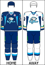 Jerseys for 2013/2014 season
