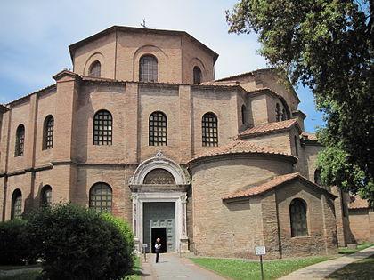 Image illustrative de l'article Basilique Saint-Vital (Ravenne)