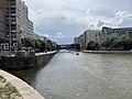 Bassin Villette vu depuis Galerie Ourcq - Paris XIX (FR75) - 2021-07-24 - 2.jpg