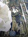 Battistero di s. giovanni in fonte, mosaici del 390 ca. traditio legis 01.jpg