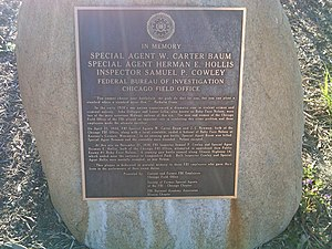 Shootout - Image: Battle of Barrington Plaque