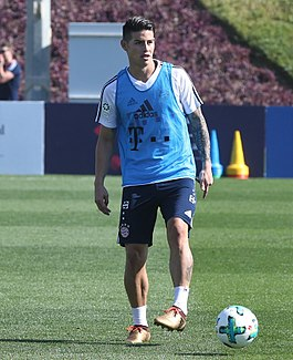 James Rodríguez – Wikipédia 0ee5605e166be