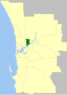 City of Bayswater Local government area in Western Australia