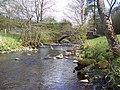 Beck at Winterburn Wood - geograph.org.uk - 163388.jpg