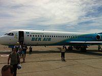 BekAir Fokker100.JPG