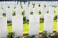 Belgium-6284 - Ramscappelle Road Military Cemetery (13892637558).jpg