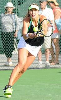 Belinda Bencic Swiss tennis player