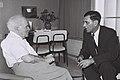Ben-Gurion - Roberto Sanches Vilella 1958.jpg