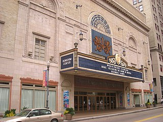 theater and concert hall, formerly a movie theater, in Pittsburgh, United States