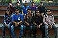 Bengali Wikipedians at Wikipedia 15 good article edit-a-thon and adda, Chittagong 1 (16).jpg