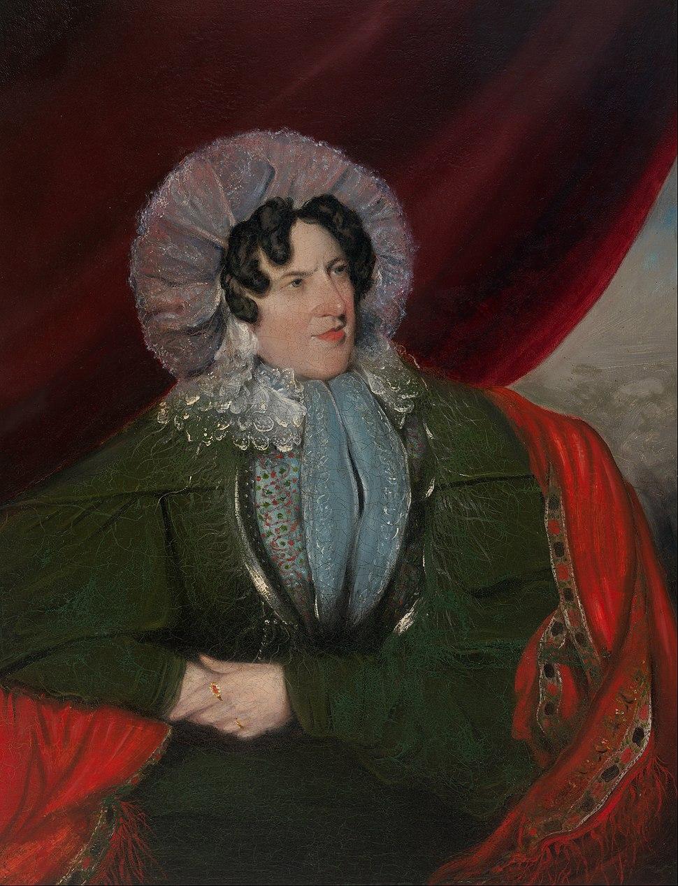 Benjamin Duterrau - Edith, Mrs George Gatehouse - Google Art Project