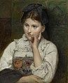 Benjamin Vautier - Bildnis eines Mädchens in Tracht.jpg
