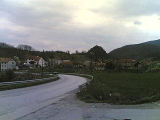 Beran Selo Town in Berane, Montenegro