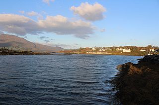 Bere Island island in County Cork