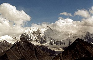 History of Siberia - Mount Belukha in the Altai Mountains