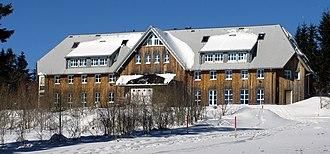 Schauinsland - The Berghaus