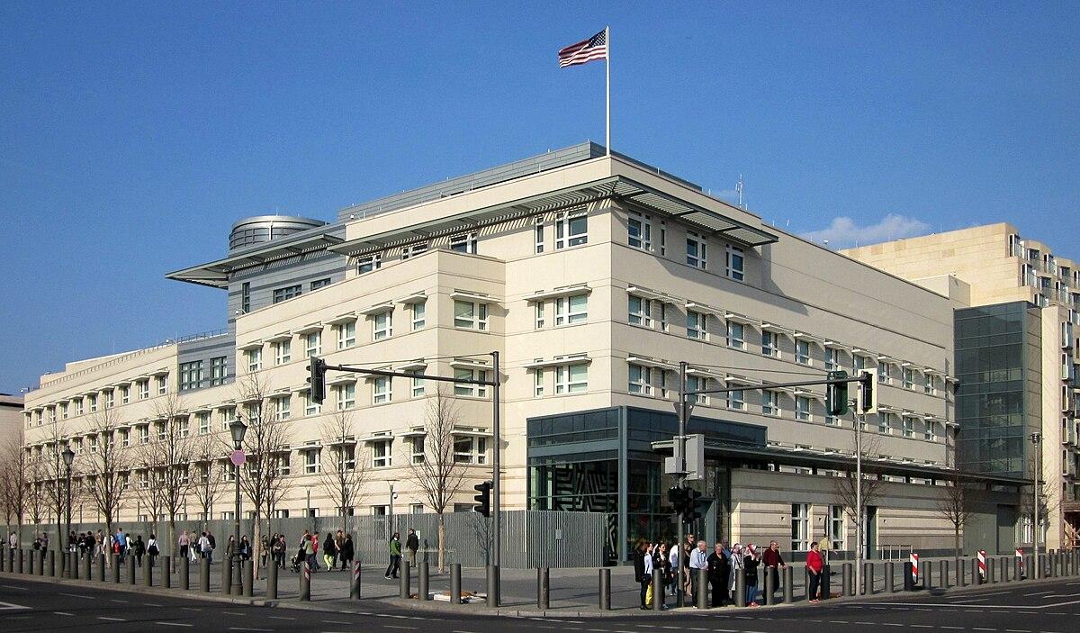 Us Botschaft Berlin Esta