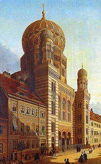 New Synagogue Berlin Wikipedia
