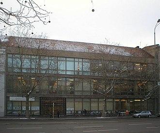 State libraries of Germany - Image: Berlin Stadtbibliothek 1