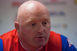 Bernard Jackman Irish rugby union footballer and coach