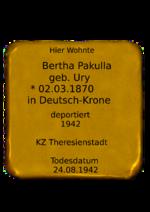 Bertha Pakulla