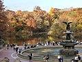 Bethesda Terrace & Fountain November 2020 04.jpg