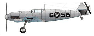 Condor Legion - Bf 109 C-1, Jagdgruppe 88, Legion Condor