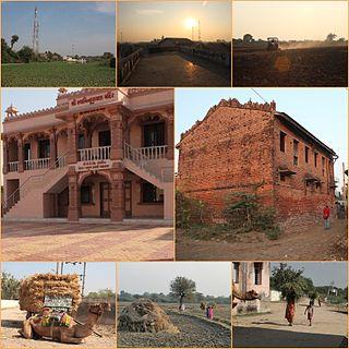 Bhat, Daskroi Village in Gujarat, India