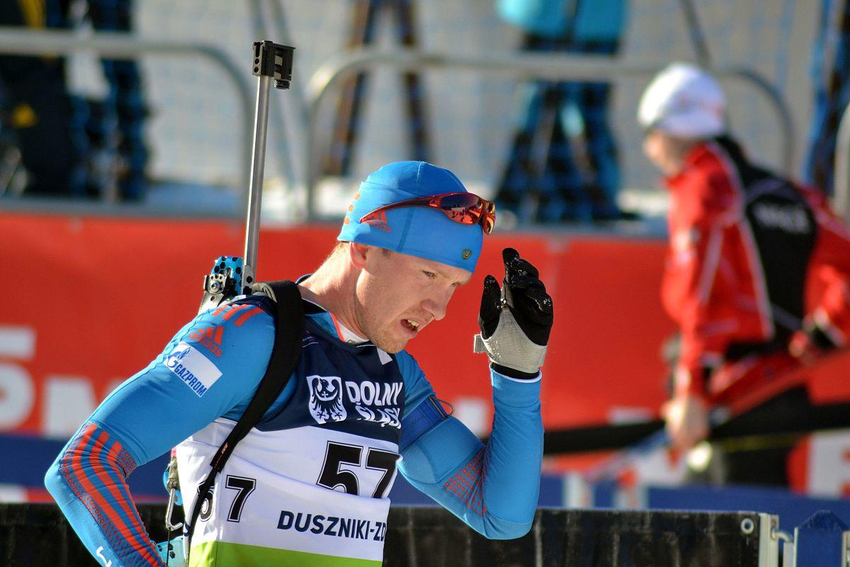 Alexey Volkov - Russian biathlete 27