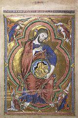 Bible moralisée - ÖNB Cod.1179