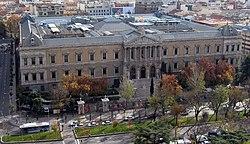 Espanjan kansalliskirjasto