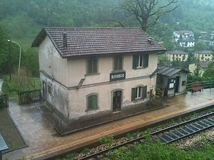 Marradi - Biforco railway station